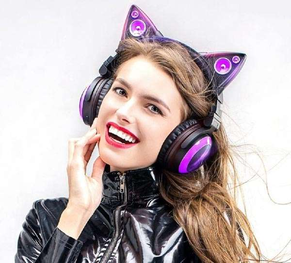 Audífonos de gato Axent Wear