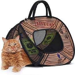 Transportador de gatos